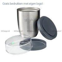 Mepal Foodcontainer Steel