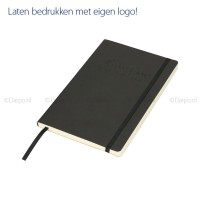 Notitieboek A5 met Soft Cover