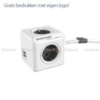 PowerCube USB Stopcontact
