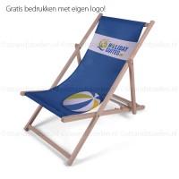 Bedrukte strandstoelen