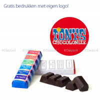 Tony's Chocolonely personaliseren