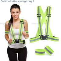Body Belt - verstelbare lichaamsbanden -Zichtbaarheidsbanden