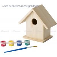 Vogelhuisje - Nestkast bedrukken
